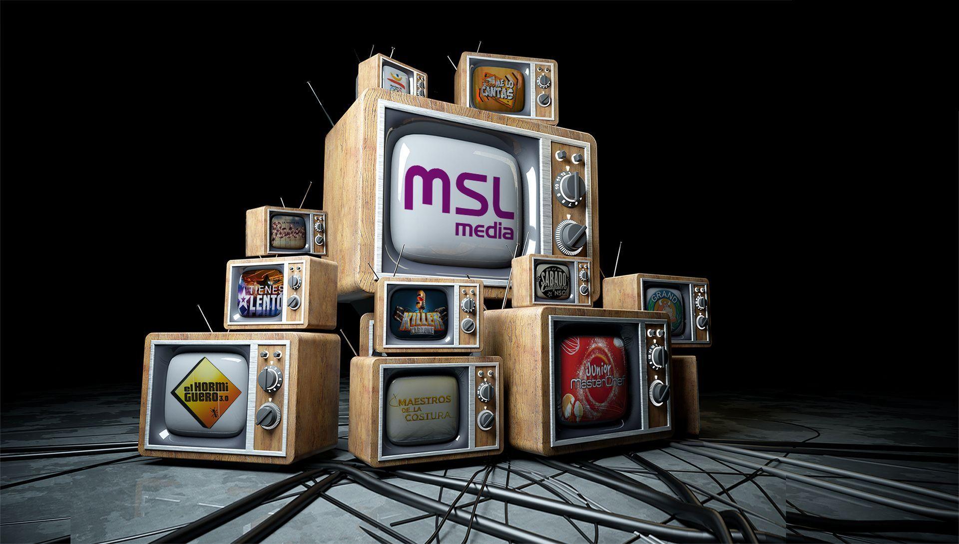 MSL media Programas TV