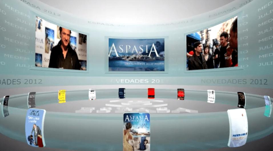 Presentaciones interactivas en 3D